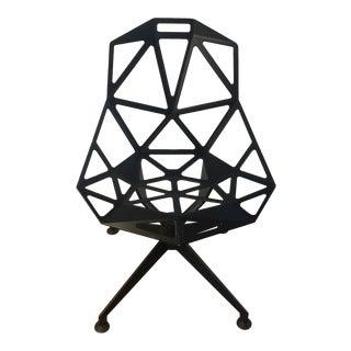 Konstantin Grcic for Magis Italian 4 Star Base Chair For Sale