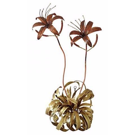 1970s Copper & Brass Wall Art - Image 1 of 6