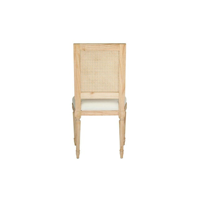 Contemporary Bienville Chair With Cane For Sale - Image 3 of 9
