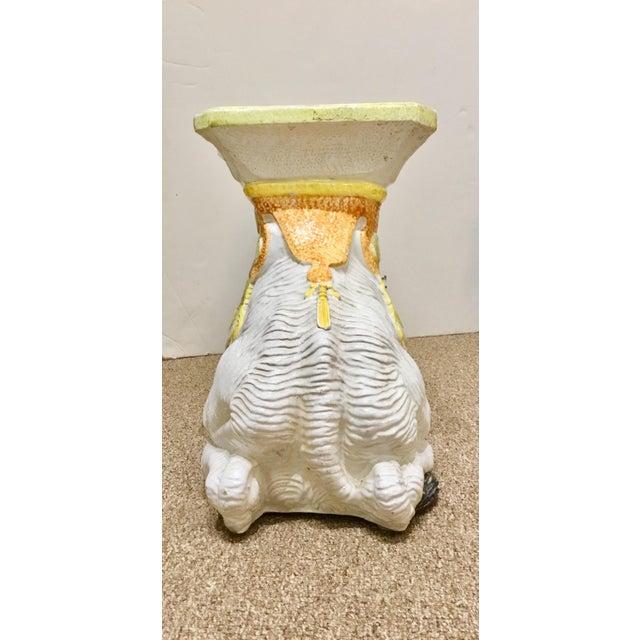 Vintage Italian Terracotta Camel For Sale - Image 4 of 8