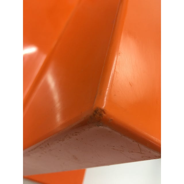 1970s Vintage Wall-Mounted Plastic Shelves by Marcello Siard for Kartell - a Pair For Sale - Image 9 of 13