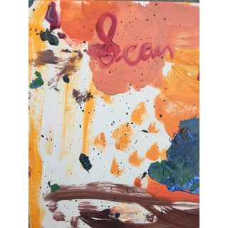 Abstract Oil Painting by Sean Kratzert, 'Ferry Road' Preview