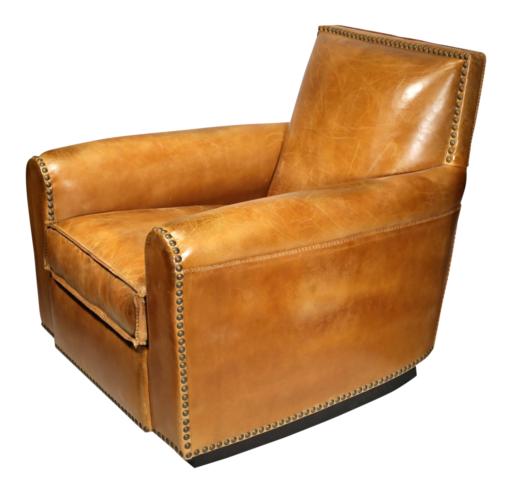 New Ralph Lauren Distressed Leather Colorado Club Chair  sc 1 st  Chairish & New Ralph Lauren Distressed Leather Colorado Club Chair | Chairish