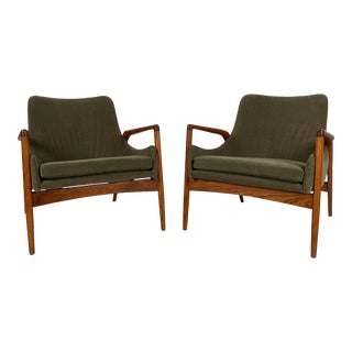 Mid Century Modern Lounge Chairs For Sale
