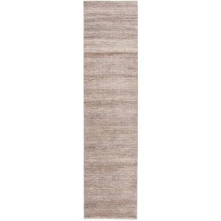"""Apadana - 21st Century Savannah Carpet, 2'6"""" X 10'"""