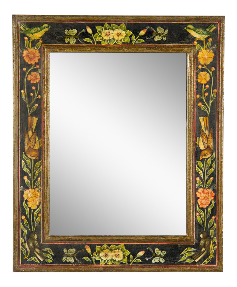 Preferred Vintage & Used Victorian Wall Mirrors | Chairish OG94