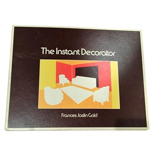 Vintage 1976 Decorator's Manual