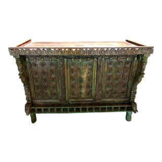 19th Century Indian Wedding/Dowry Chest For Sale