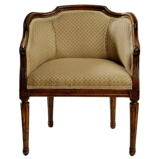Child Size Louis XVI Bergere For Sale