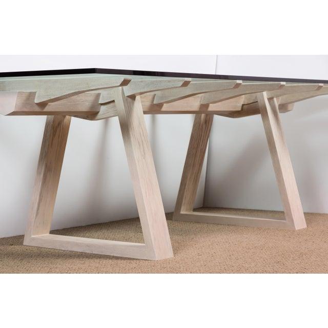 Paul Marra Vertebrae Dining Table For Sale - Image 10 of 11