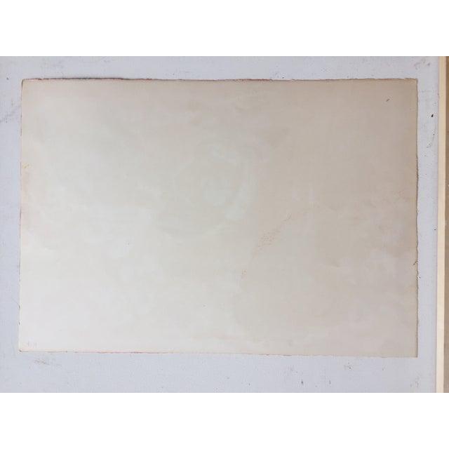 "Robert Beauchamp Original Lithograph "" Riders"" - Image 6 of 6"