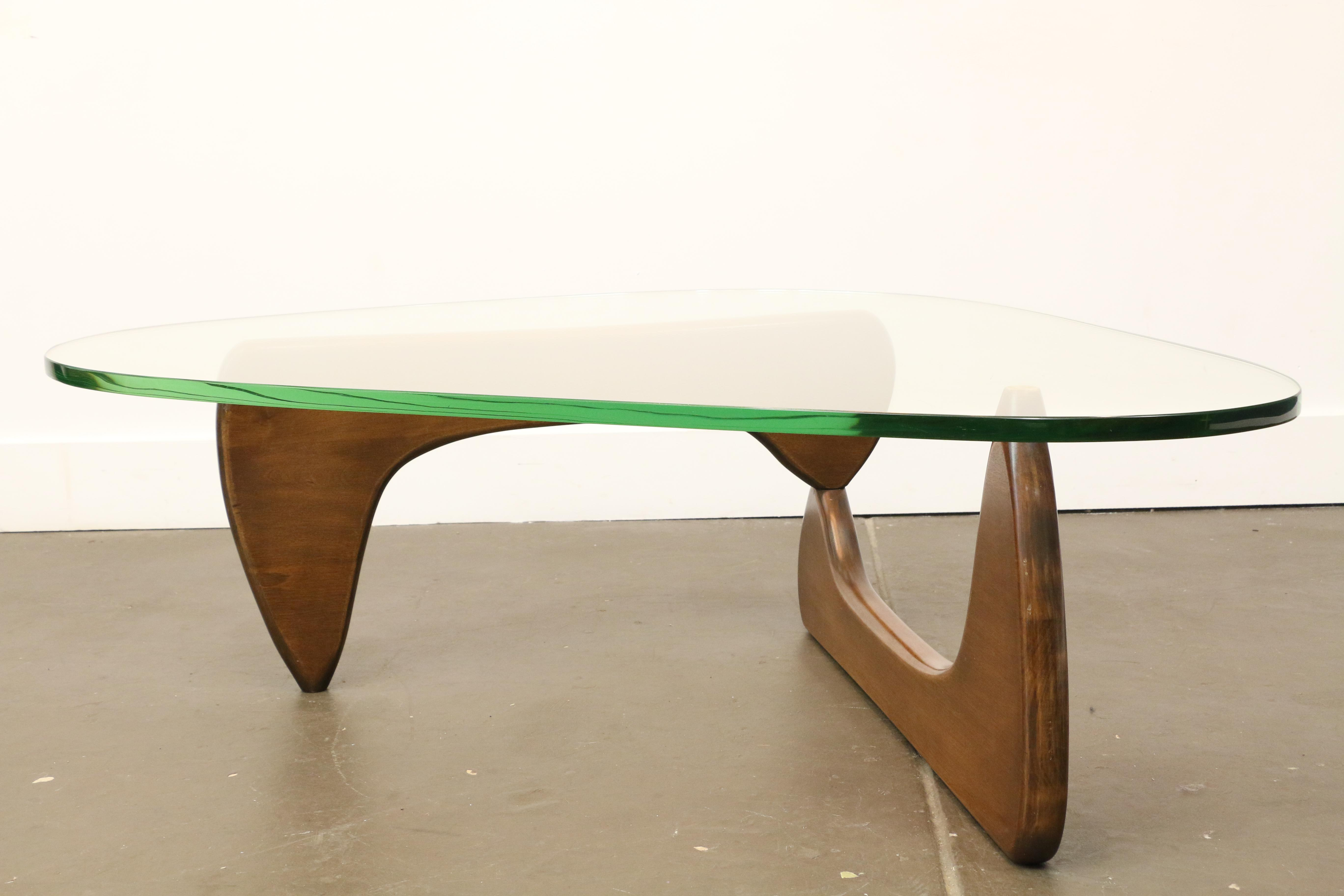 Early Isamu Noguchi For Herman Miller Coffee Table For Sale   Image 11 Of 11