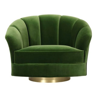 Soneto Green Chair For Sale