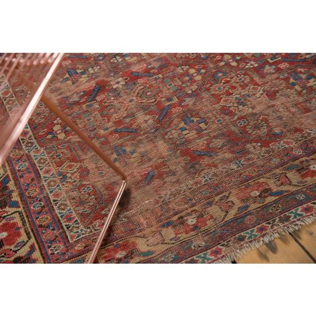 """Antique Kurdish Carpet - 5'10"""" x 8'1"""" For Sale - Image 5 of 13"""
