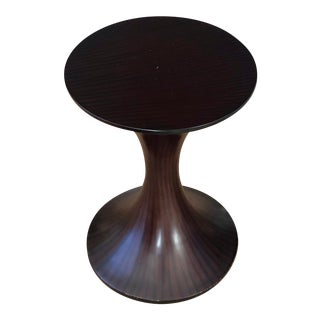 Arteriors Home Sculptural Side Table For Sale