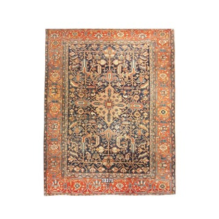Northwest Persian Heriz Rug - 9′5″ × 11′10″ For Sale