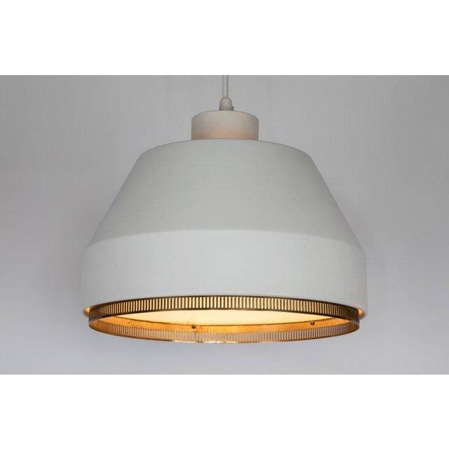 Mid-Century Modern 1940s Modern Aino Aalto 'Ama 500' Pendant Light For Sale - Image 3 of 13