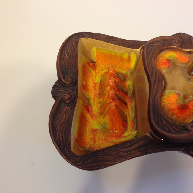 Vintage California Pottery Cigar Tray - Image 3 of 5
