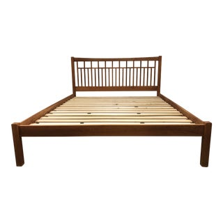 Vermont Furniture Designs California King Cherry Bedframe