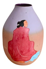 Image of Native American Vases