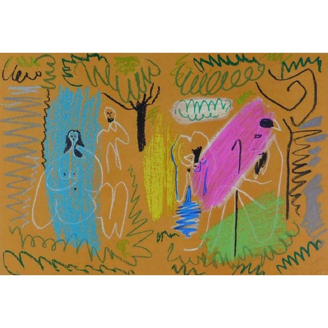 In 1961, at Jacqueline and Pablo Picasso's suggestion, Margaret Silberman opened a gallery in New York called Picasso...