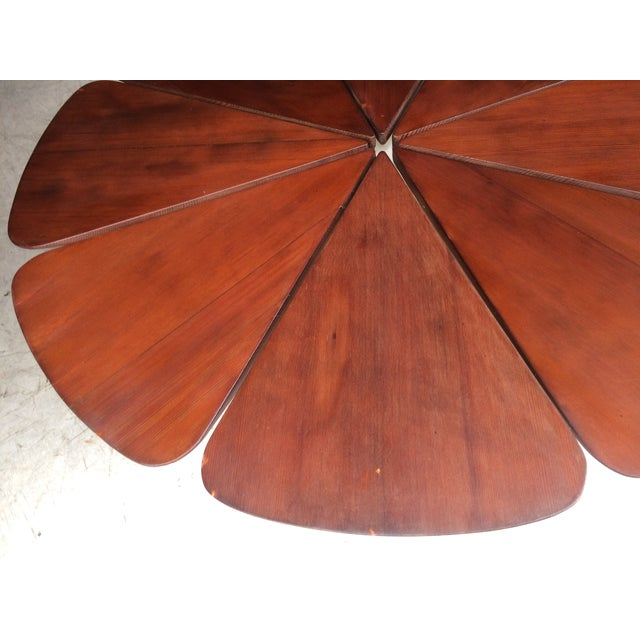 Knoll Richard Schultz Knoll Petal Coffee Table 1960's For Sale - Image 4 of 7