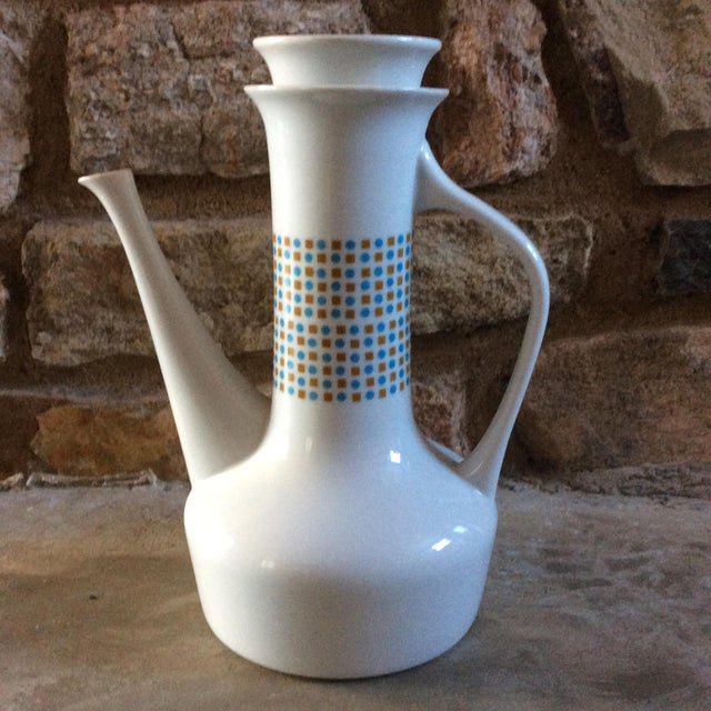 1960s Paul McCobb Coffee Pot Hopscotch Jackson Internationale For Sale - Image 5 of 12
