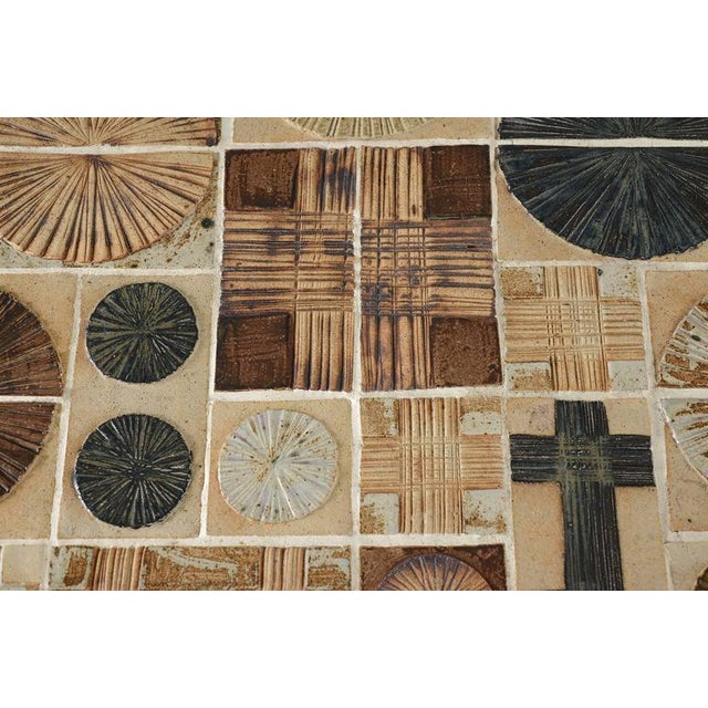 Tue Poulsen Tile Coffee Table - Image 5 of 10