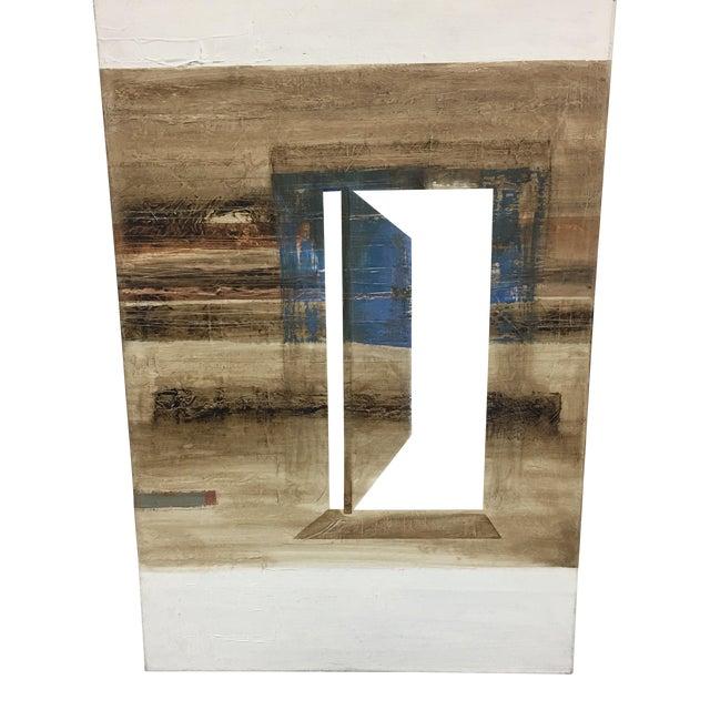 Claudio Feldman Original Oil on Canvas Painting For Sale