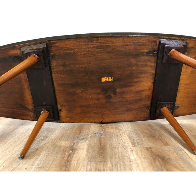 Abel Sorensen for Knoll Surfboard Coffee Table For Sale - Image 10 of 13