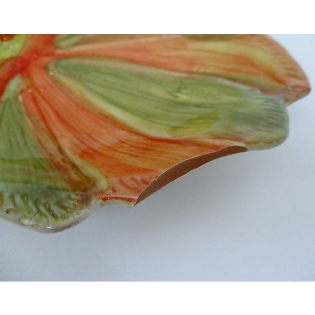 Italian Hanging Fish Plates, Set of 3 For Sale In Los Angeles - Image 6 of 8
