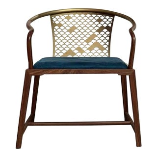 Restoring Ancient Ways Song Dynasty Chinese Style Taishi Chair For Sale