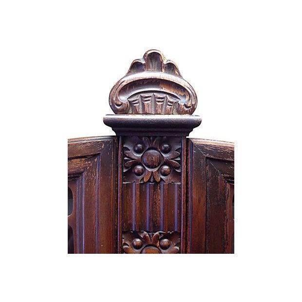 Glass Door China Cabinet - Image 7 of 8