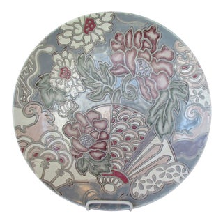 Decorative Porcelain Charger For Sale