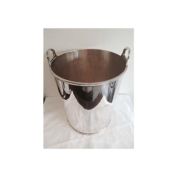 Mappin & Webb Hotel Two-Bottle Champagne Bucket - Image 5 of 6