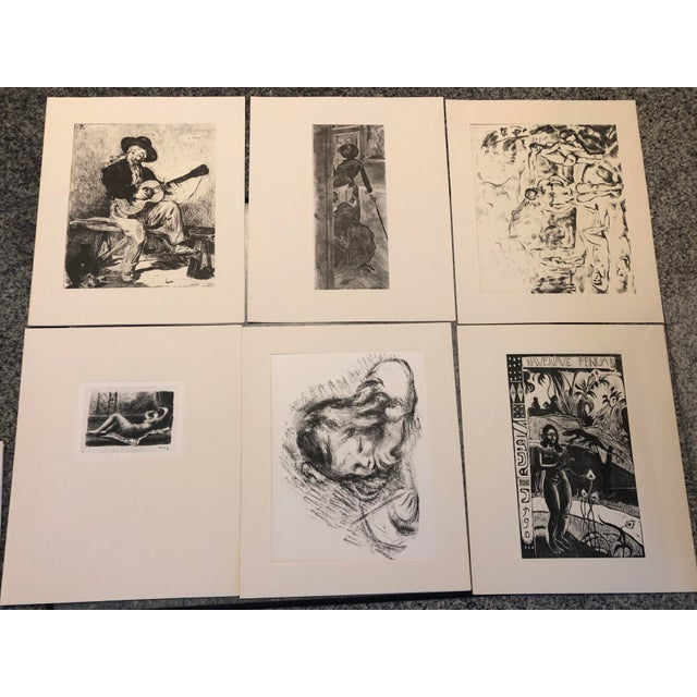 Drypoint Masterpieces of Graphic Art: A Portfolio For Sale - Image 7 of 10