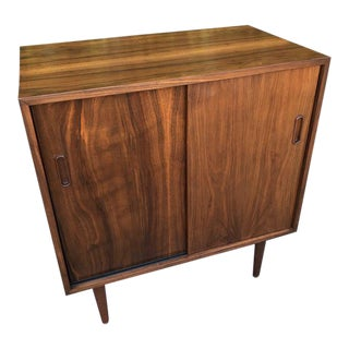 Mid Century Modern Cabinet For Sale