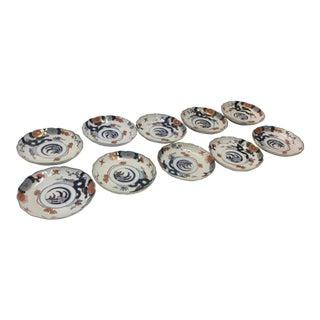 Imari Bowls Set of 10 For Sale