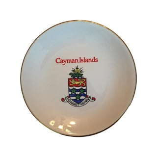 Cayman Islands Trinket Dish For Sale
