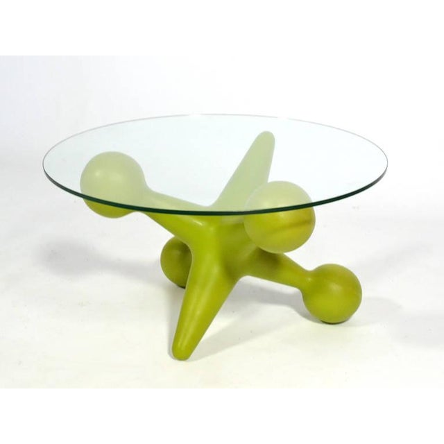 """Bill Currie """"Jack"""" Table by Design Line For Sale In Chicago - Image 6 of 10"""