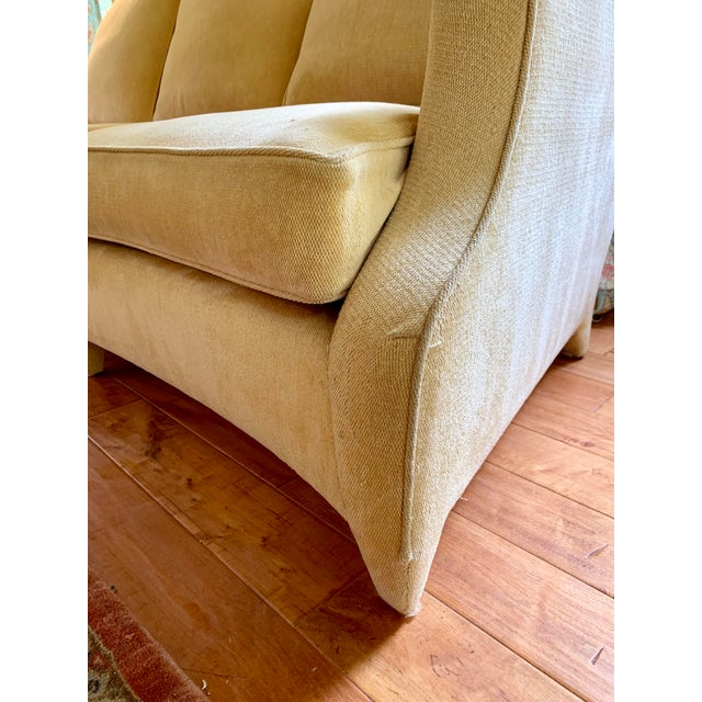 John Hutton for Donghia Ogee Sofa For Sale In Phoenix - Image 6 of 10