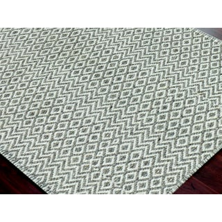 Bella Modern Beige Hand-Woven Rug 5'x8' Preview