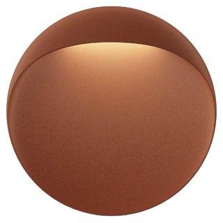 'Flindt' Indoor/Outdoor Wall Light in Cortens Red for Louis Poulsen For Sale