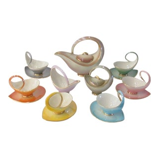 Sesto Fiorentino Vintage Tea Set For Sale