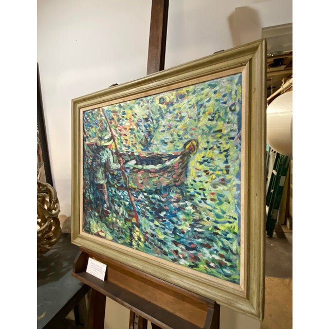 Impressionist David Dean Art Work For Sale - Image 3 of 5