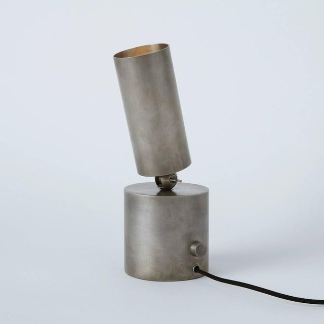 Contemporary Cylinder Up Light by APPARATUS For Sale - Image 3 of 5