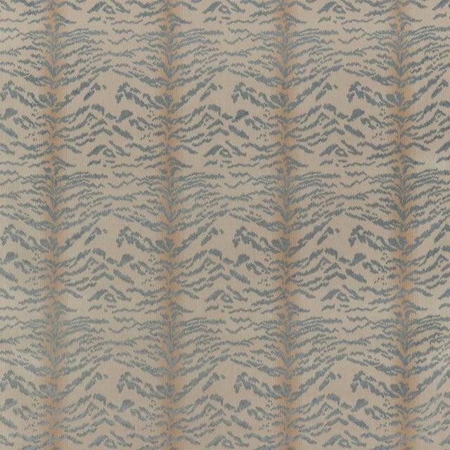 """Rajah Blue"" Cowtan & Tout Fabric For Sale"