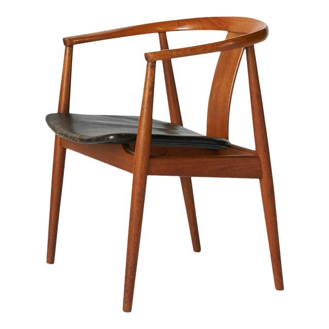 Tove & Edvard Kindt-Larsen Guest Chair For Sale