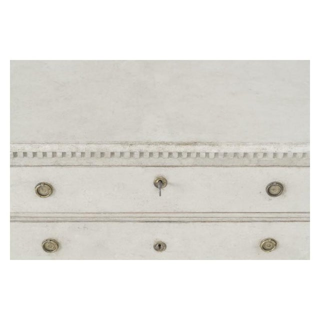 Gustavian (Swedish) 19th Century Swedish Gustavian Bedside Commodes - a Pair For Sale - Image 3 of 11