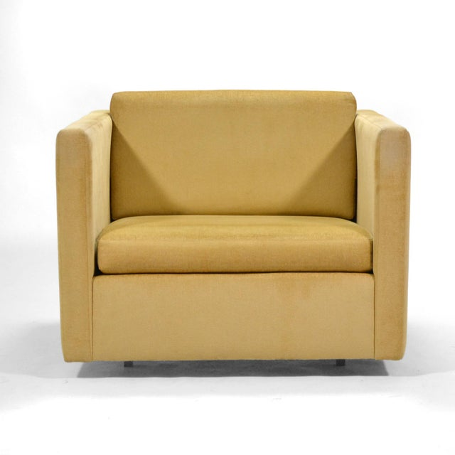 Contemporary Charles Pfister Lounge Chair by Knoll For Sale - Image 3 of 10